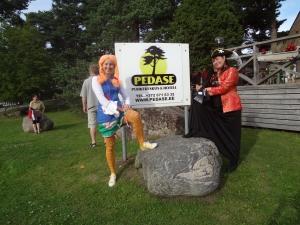 PIPI ja Piraadi emand Pedases 24.07.2015